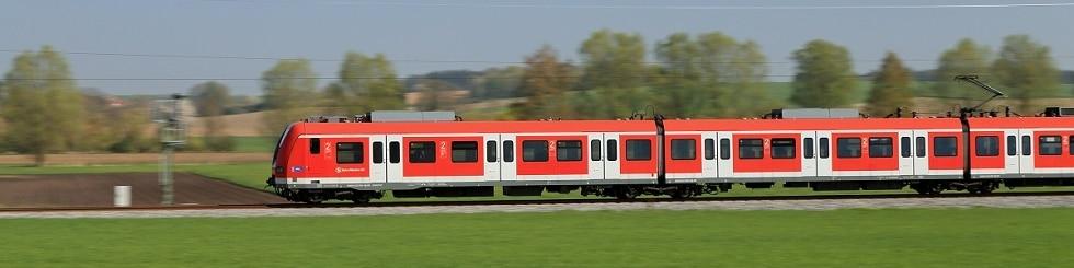 S2 Erding - Altomünster bei Arnbach