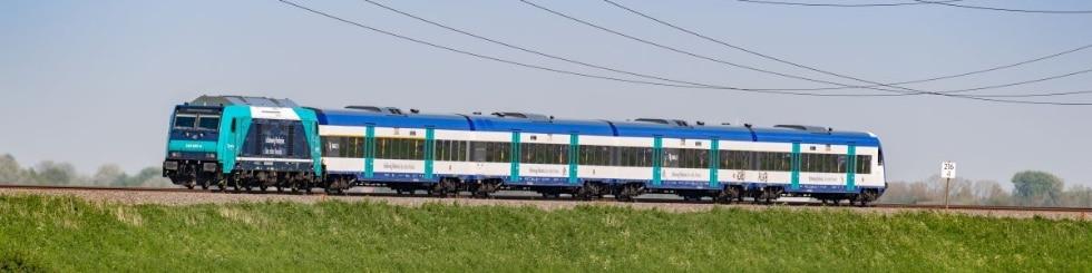 Recherchereise DB Regio SH