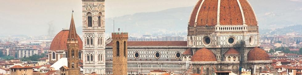 Cathedral Santa Maria Del Fiore in Florenz