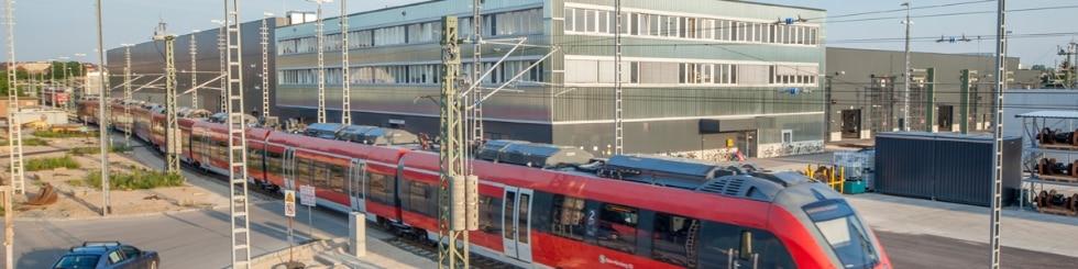 ET 442 vor Regio-Werk