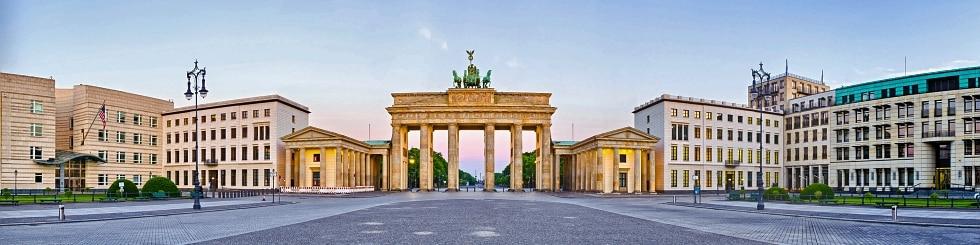 Berlin, Brandenburger Tor, Quadriga, Städtereise