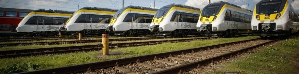 Talent 2 - Elektrotriebz�ge (Baureihe ET 442) f�r das Netz G�u-Murr