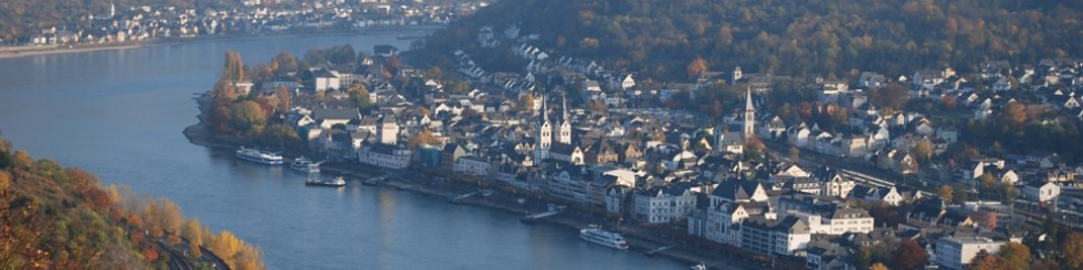 Rhein bei Boppard (c) Tourist Info Boppard