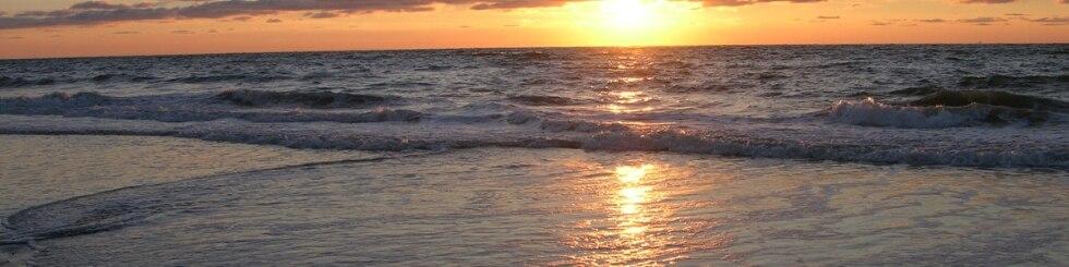 Baltrum Sonnenuntergang