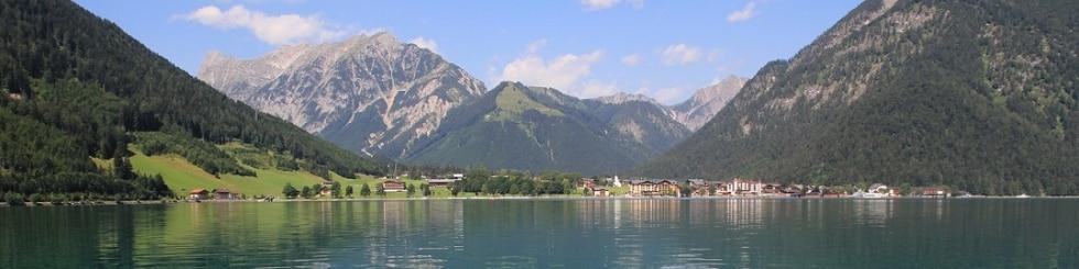 Achensee vor Karwendel