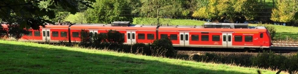 S-Bahn Hannover Landschaft