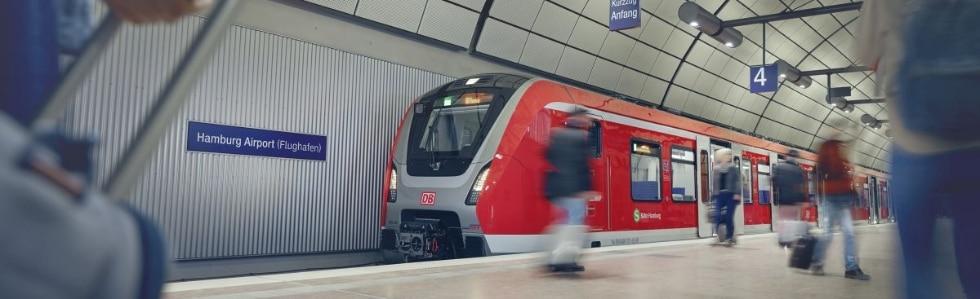 S1 Hamburg Airport
