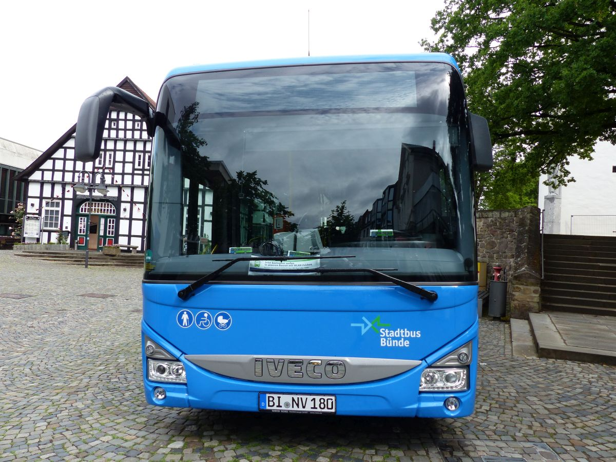 Ostwestfalen-Lippe-Bus, Stadtbus Bünde