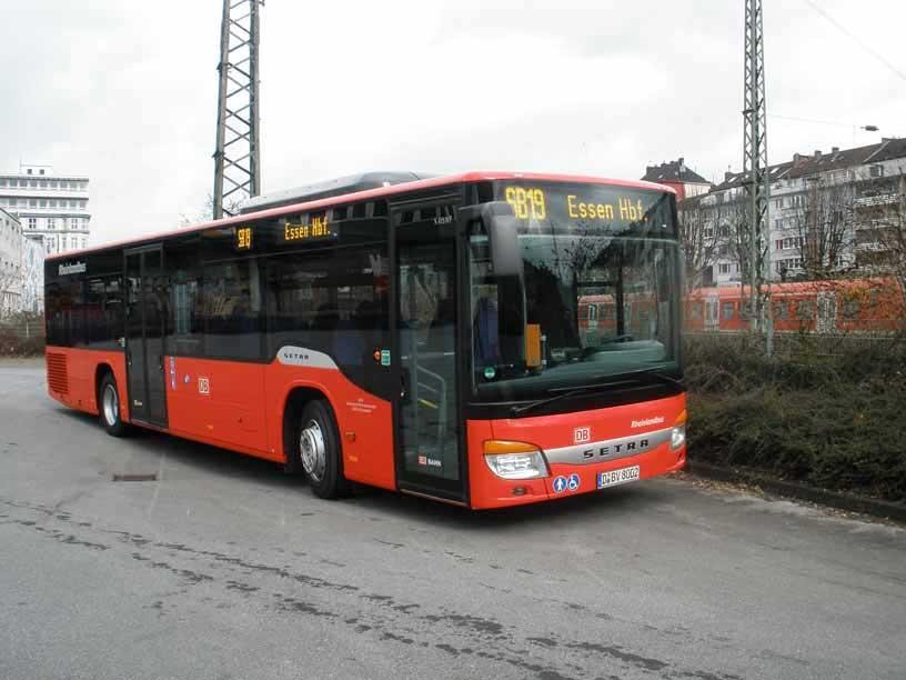 BVR Neulackierung, Rheinlandbus