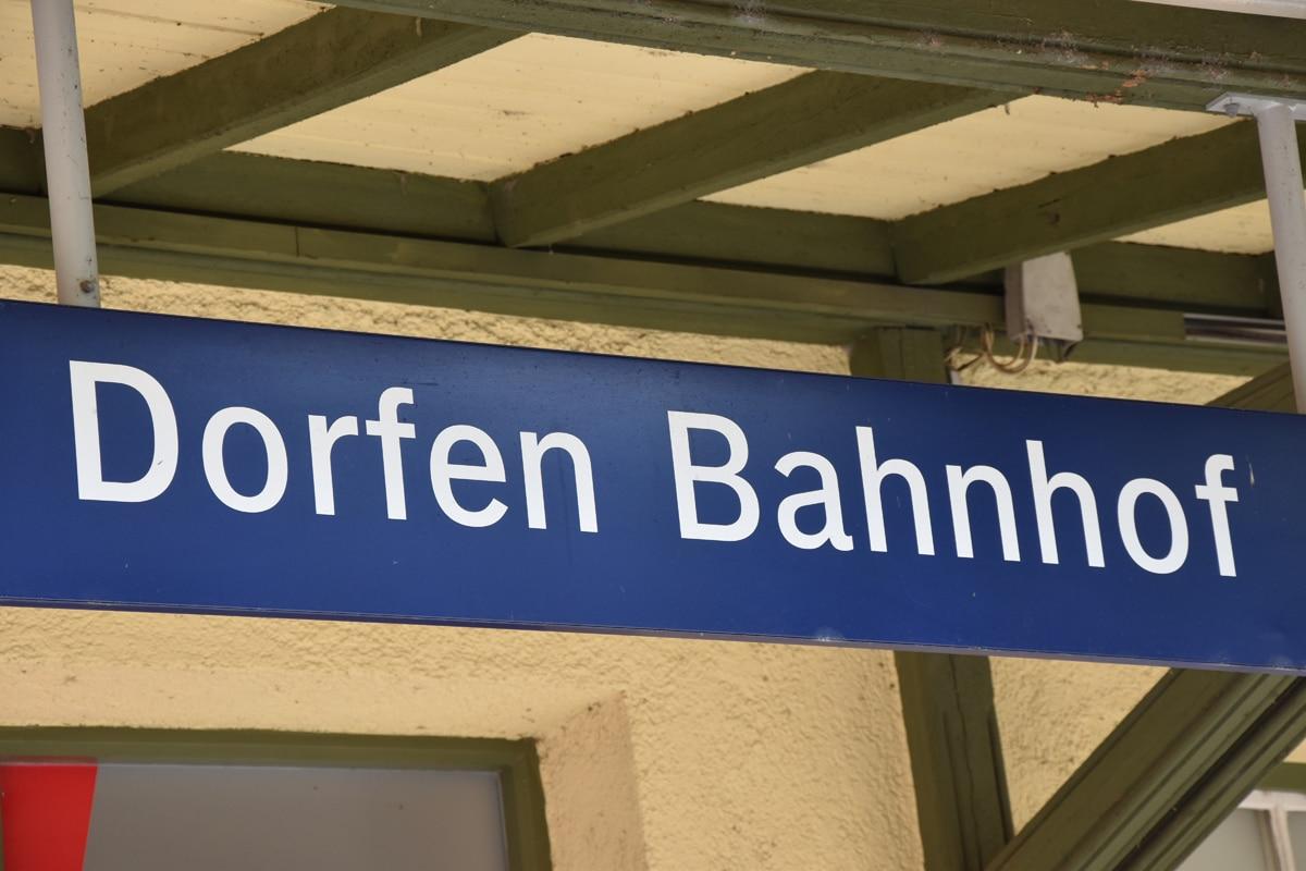 Bahnhof Dorfen