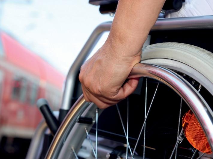 Rollstuhl © RRF/Fotolia.de