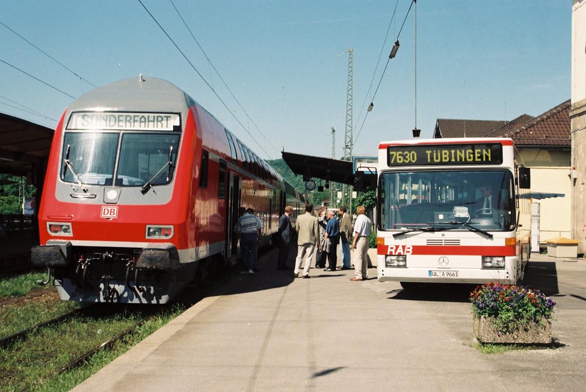 Regionalbahn und DB ZugBus