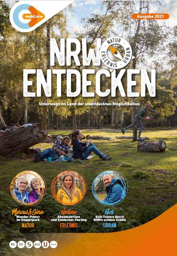 Cover NRW entdecken