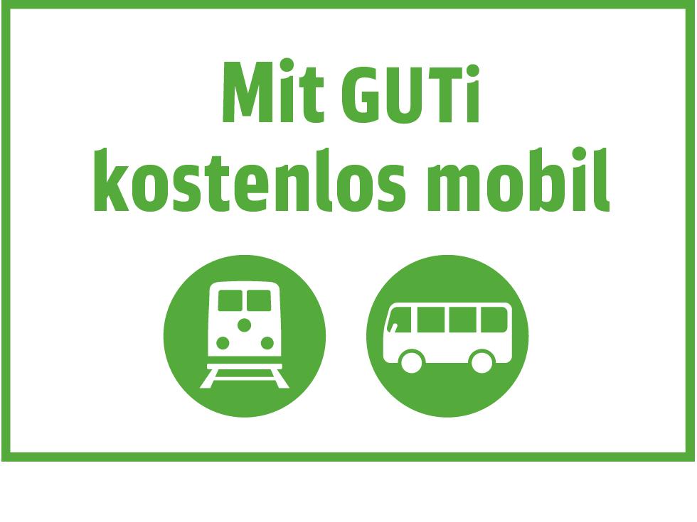 Mit GUTi kostenlos mobil