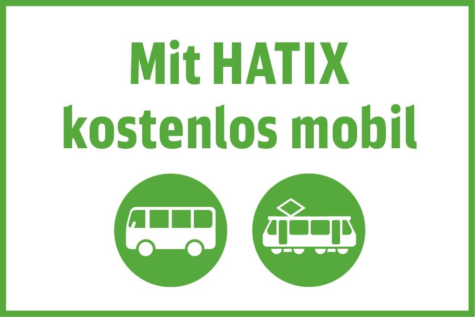 Mit HATIX kostenlos mobil