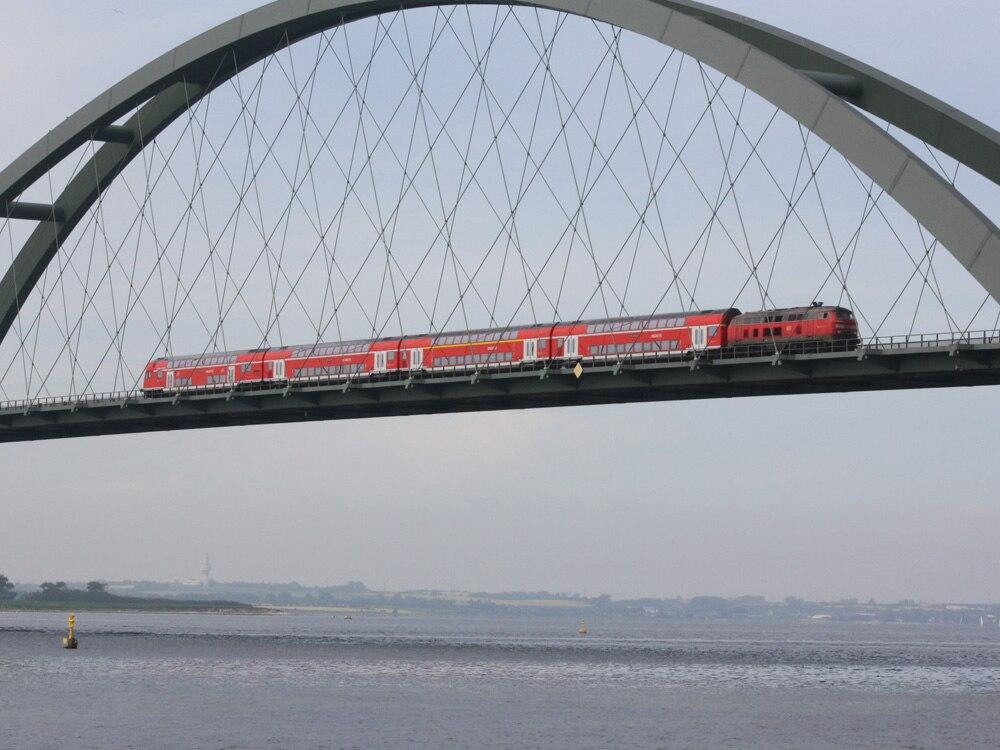 Holsteinische-Schweiz-Express, Hamburger Strand-Express