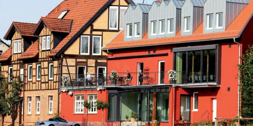 Brennhaus und Landgasthof Behl in Blankenbach
