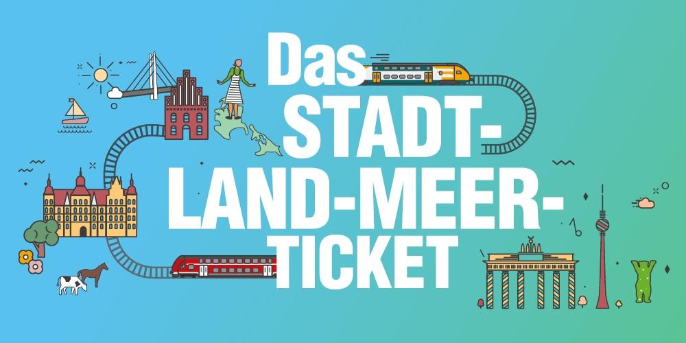 Stadt Land Meer Ticket