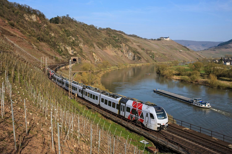 SÜWEX von Koblenz bis Trier