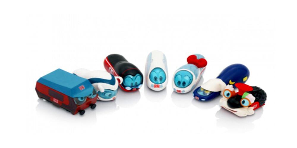 Spielzeug Robbi Regio und Co.