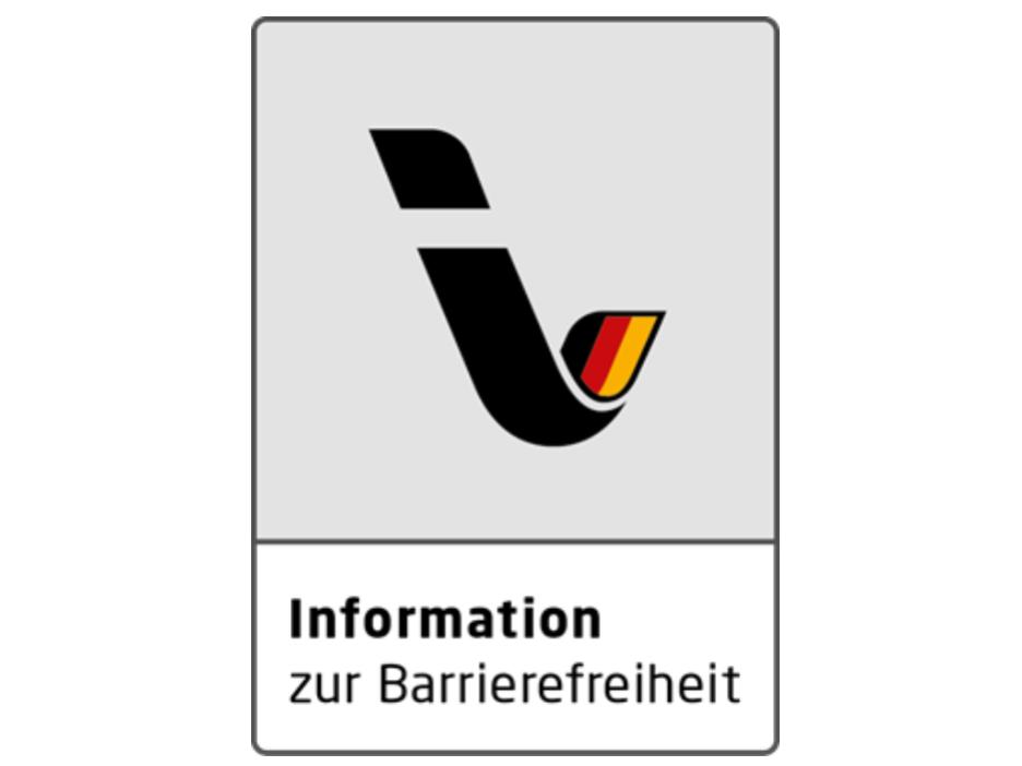 Information zur Barrierefreiheit