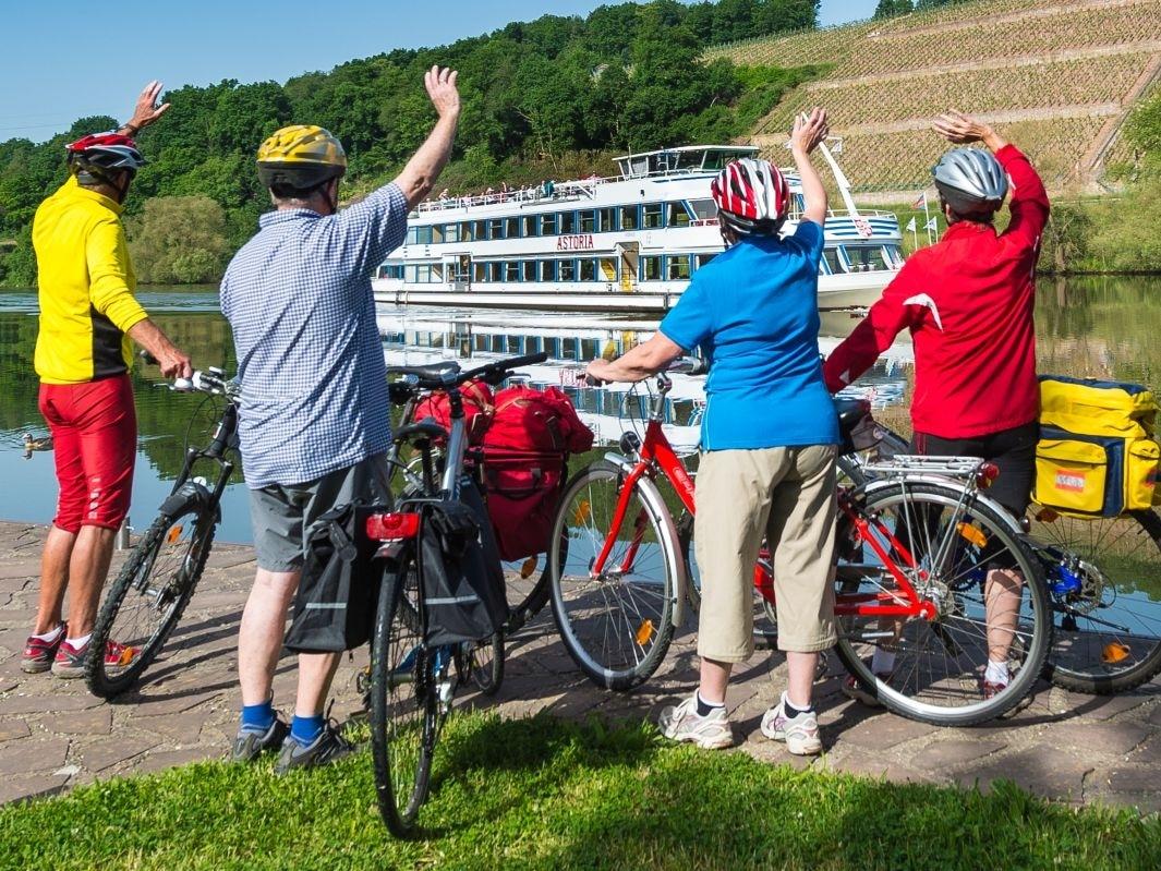 Tour 5 Miltenberg - Buchen im Odenwald