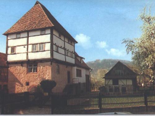 Gebäude in Amorbach