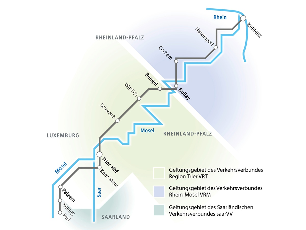 Strecke Moseltalbahn