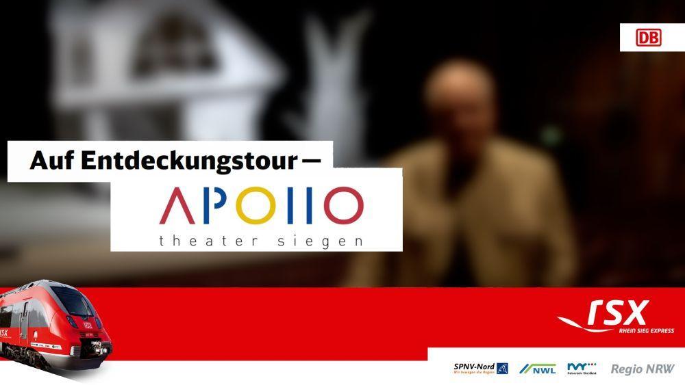 Auf Entdeckungstour - Apollo. Theater Siegen