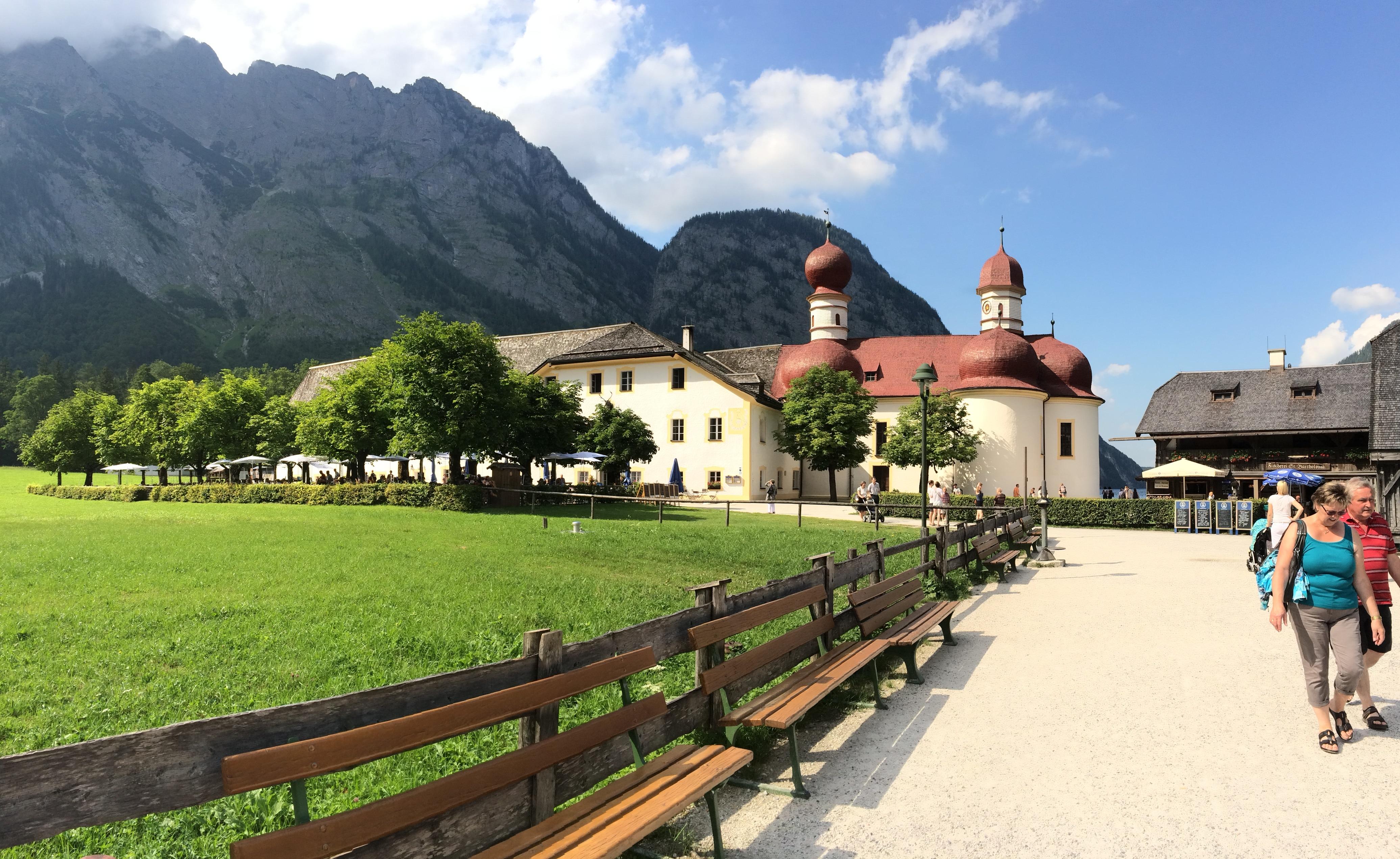 Königssee, St. Bartholomä