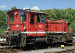 Kleinlokomotiven 333028 und 333104