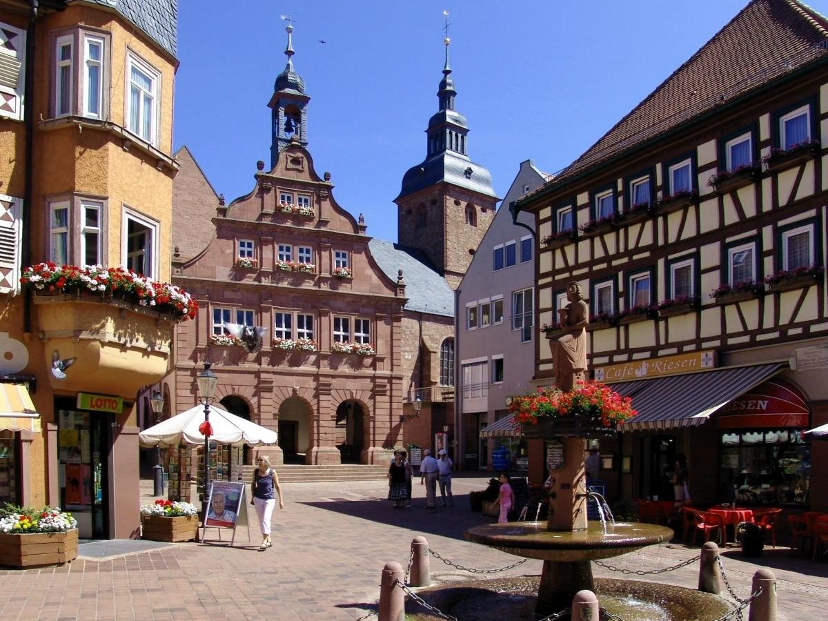 Tour 6: Buchen - Osterburken - Seckach