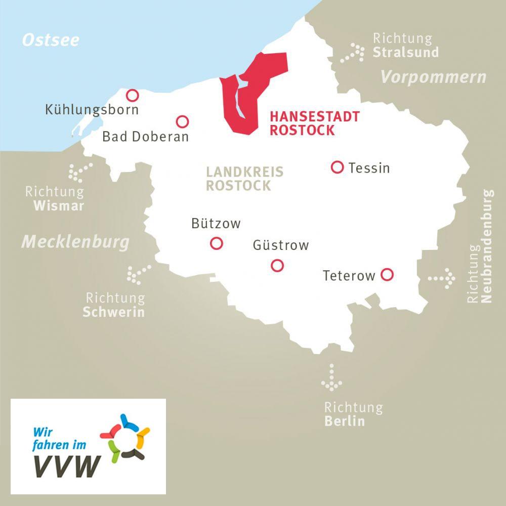 Karte VVW