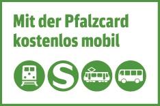 Mit der Pfalzcard kostenlos mobil