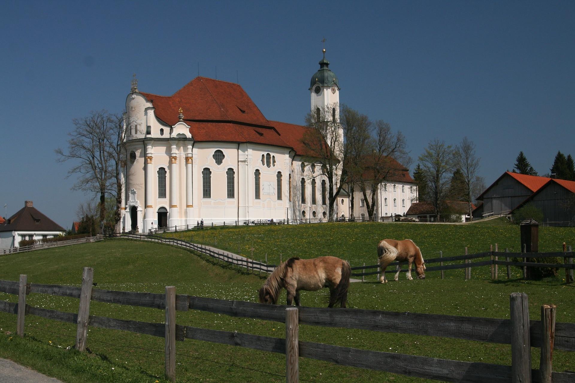Steinkirche Wiesgarden