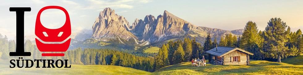 Südtirol Bergwelt