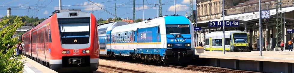 S-Bahn München und Bahnland Bayern