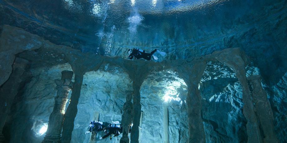 Gesundheits- und Erlebnispark Oktopus