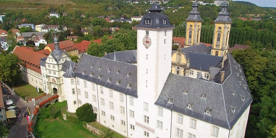 Residenzschloss Mergentheim