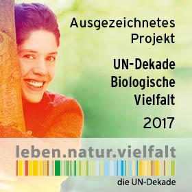 UN-Dekade Biologische Vielfalt 2017